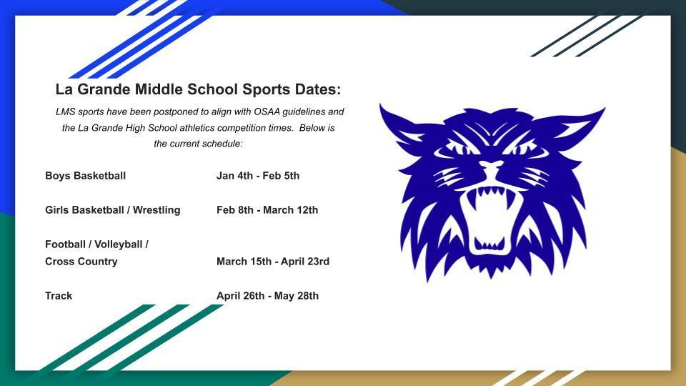 LMS 2020-2021 Sports Season Schedule
