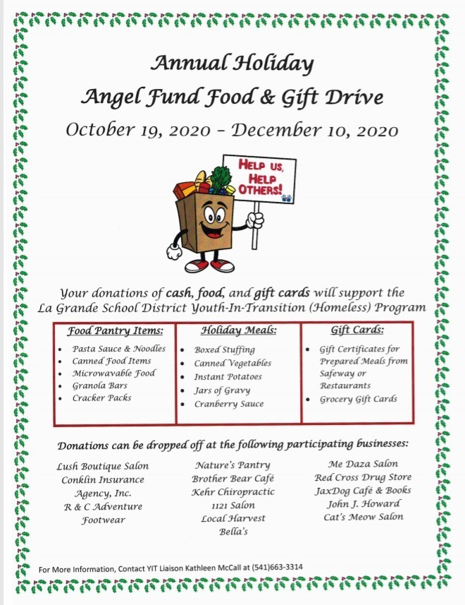 Food and Gift Drive