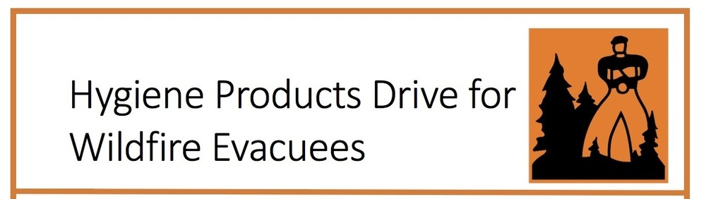 Hygiene Product Drive