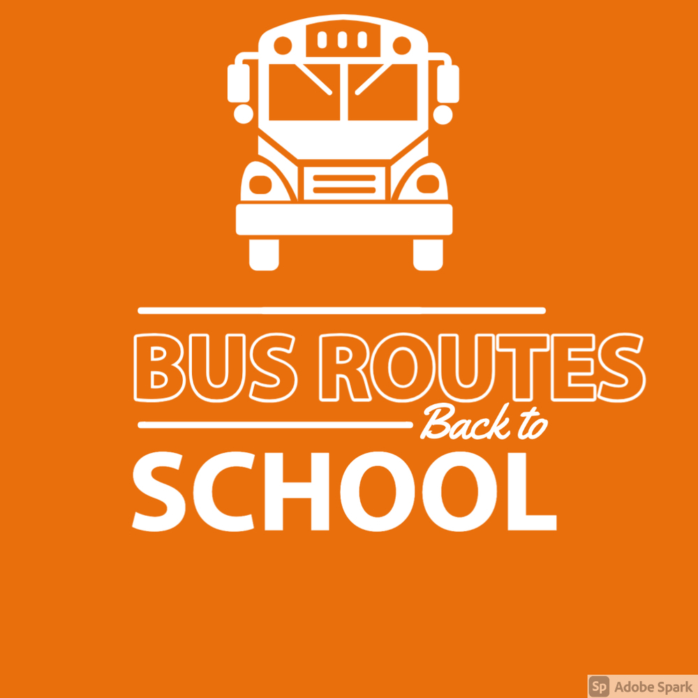 Bus Routes Back to School