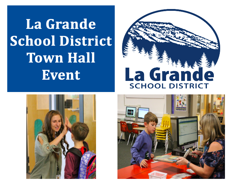 LGSD Town Hall Event