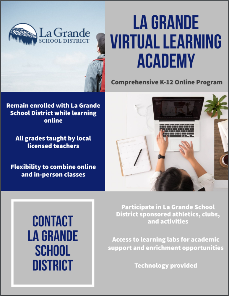 La Grande Virtual Learning Academy Info