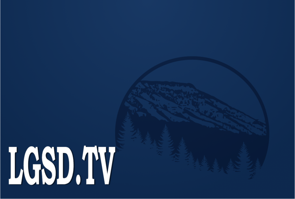 LGSD Logo with LGSD.TV words
